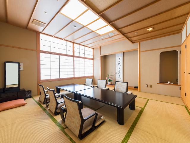 客室一例 エクセレントルーム 和室のお部屋
