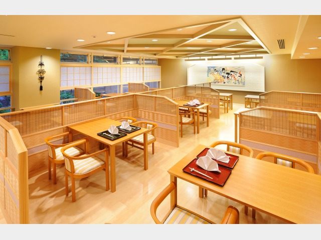 和食レストラン(うおまん)