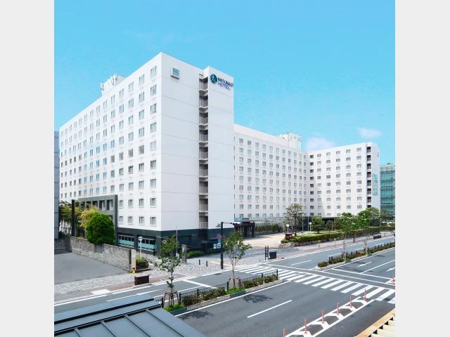 都ホテル 京都八条(旧:新都ホテル)