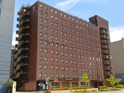 ホテル エルシエント京都