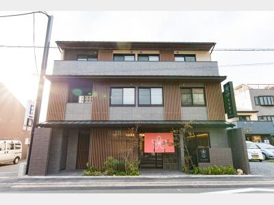 Stay SAKURA Kyoto 東本願寺1の外観