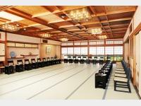 二階宴会場(高座椅子+高膳)