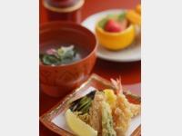 夕食イメージ(京料理)