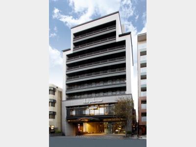 三井ガーデンホテル京都四条の外観