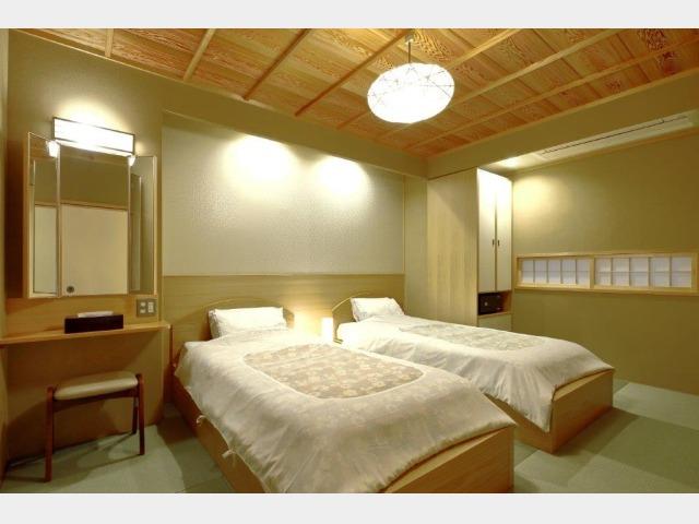 和洋室 寝室(一例)