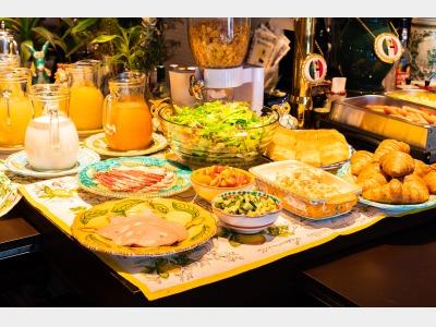 朝食洋食ブッフェイメージ