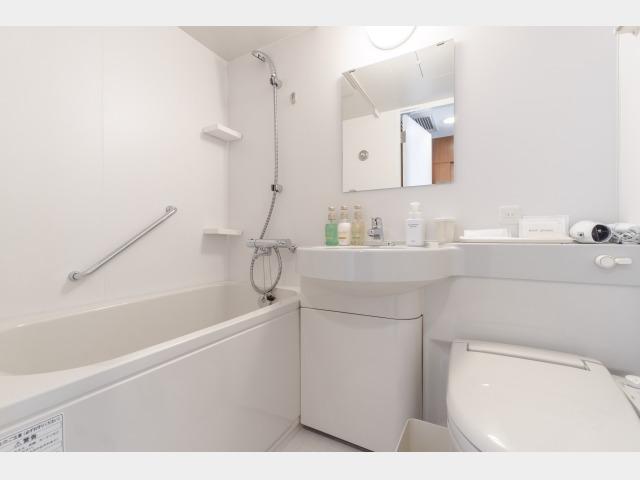 バスルームSGL一例