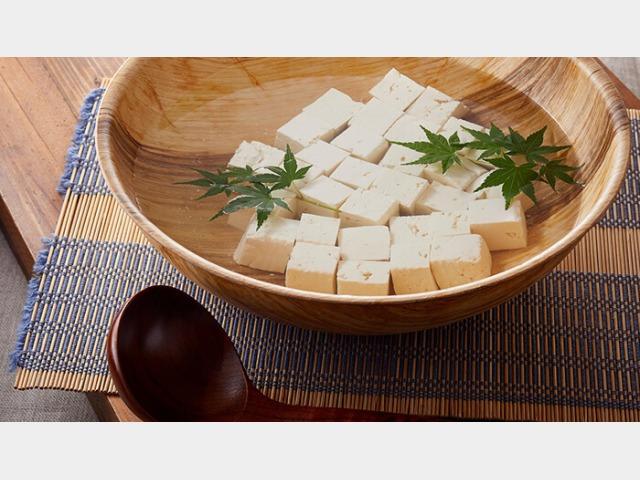 平野豆腐(朝食)