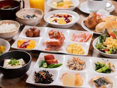 朝食ビュッフェ 一例3