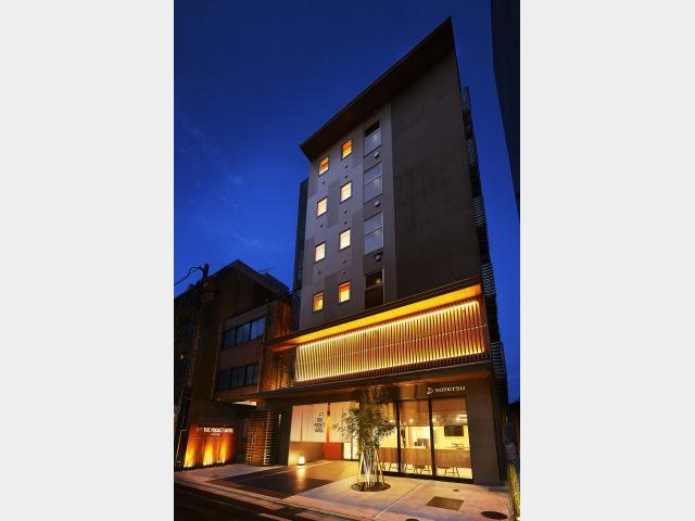 THE POCKET HOTEL 京都四条烏丸