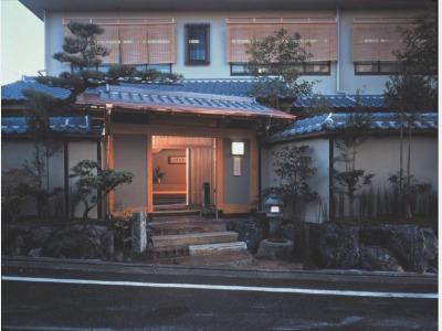 純和風料理旅館きのゑの外観