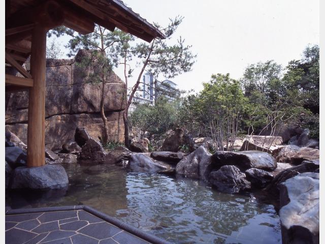 湯あみ 大岩の湯