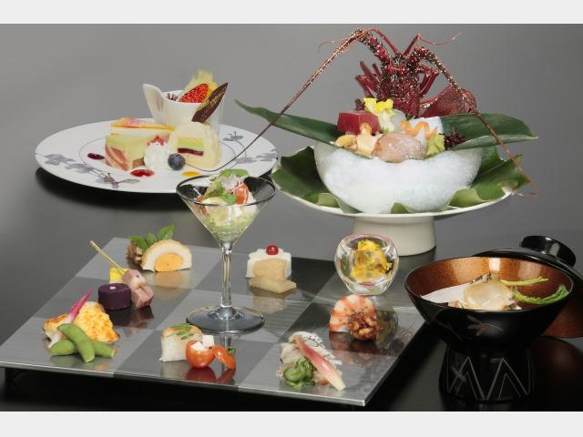 東風と海 創作料理イメージ