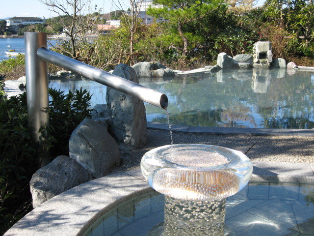 庭園露天風呂その他
