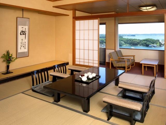 華陽棟和室(客室一例)