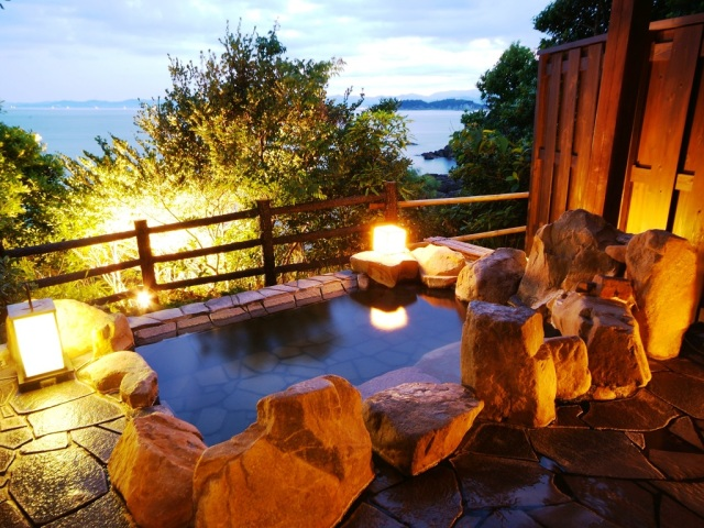 貸切風呂:岩戸の湯