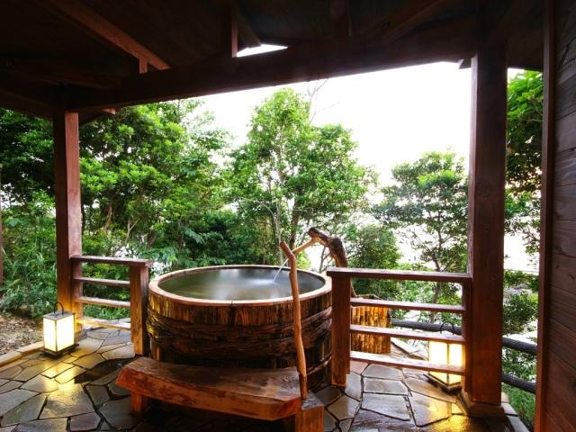貸切風呂:梅香の湯