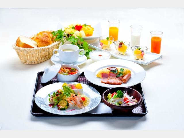 洋朝食(イメージ)