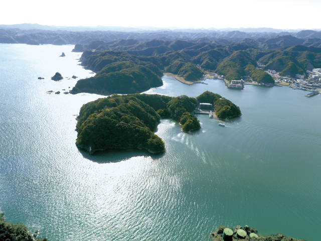 碧き島の宿 熊野別邸 中の島(旧:ホテル中の島)