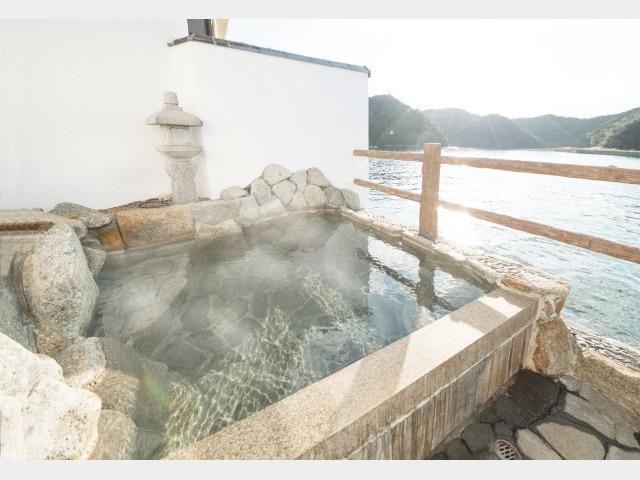露天風呂付貸切風呂