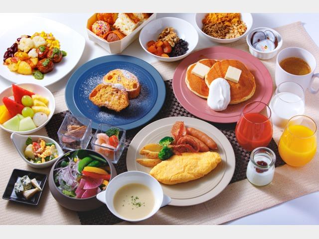 朝食ブッフェ イメージ