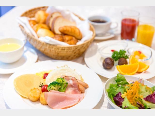 和洋朝食バイキング_洋食イメージ