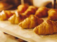 朝食:和洋バイキング一例(クロワッサン)