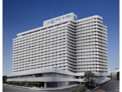 ホテルプラザオーサカの外観