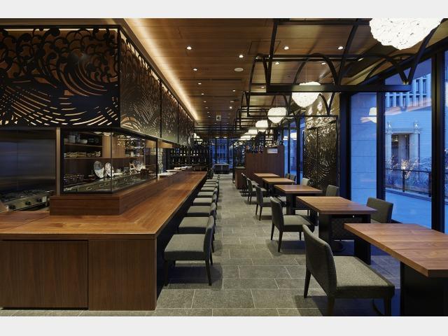 レストラン(朝食会場)「九州の旬 博多廊」(2階)
