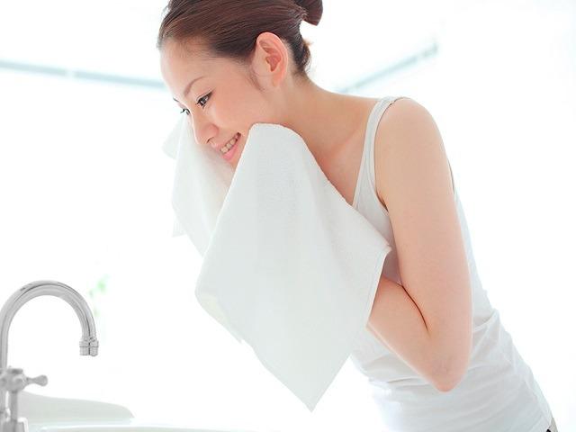【ホテル・設備】全館のお水は肌にやさしい浄水システムです
