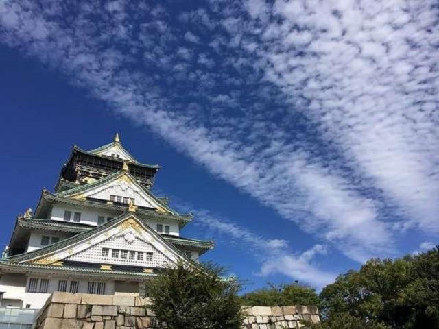 【近隣・観光】大阪城までは約10分
