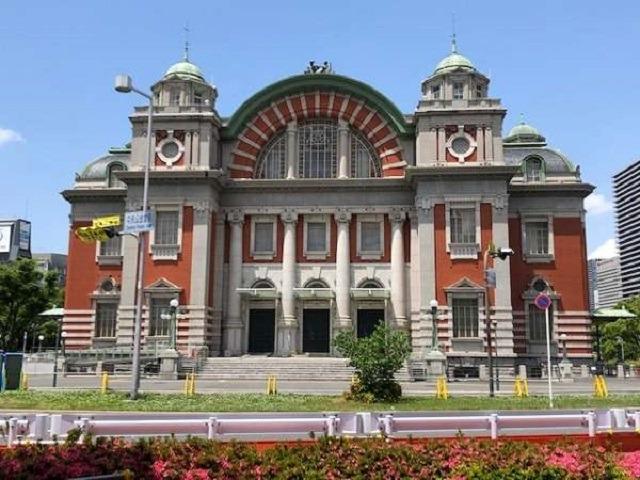 【近隣・観光】人気のフォトジェニックスポット「中央公会堂さん」