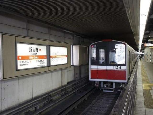 【アクセス】御堂筋線「淀屋橋駅」徒歩5分、梅田・大阪までは直通3分の好立地