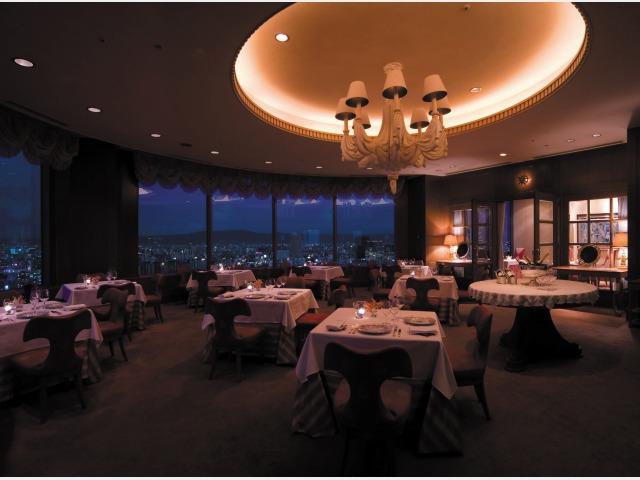 フランス料理「レ-セゾン」-23階-