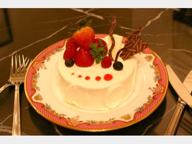 デコレーションケーキ一例