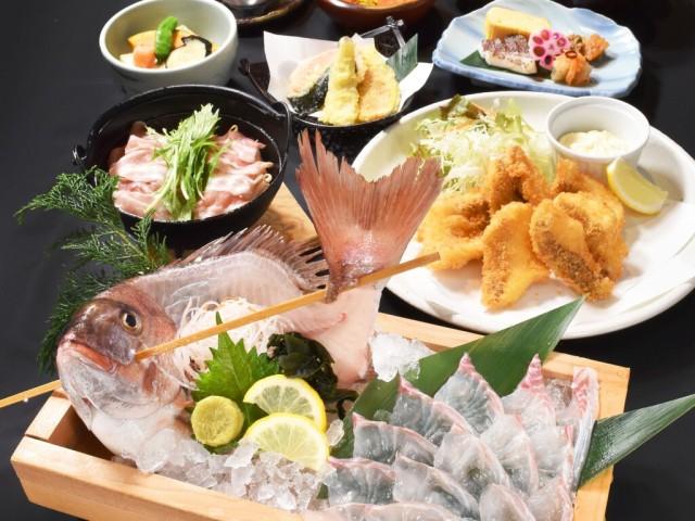 釣り定食 イメージ
