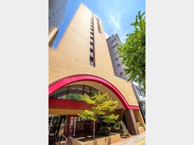 ネストホテル大阪心斎橋の外観
