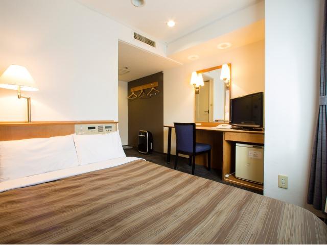 客室一例 セミダブルルーム