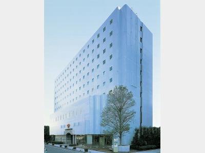 ハートンホテル南船場