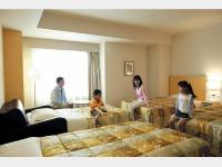 客室一例 ファミリールーム
