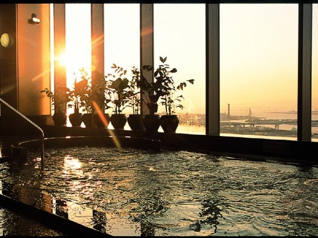 31階 天然温泉(有料)