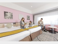 客室一例 スーペリアフロア シティハリウッドツイン