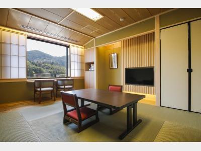 客室一例 東館和室