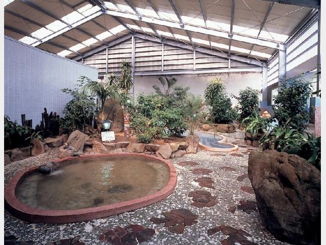 ガーデン大浴場
