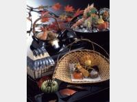 秋の料理イメージ