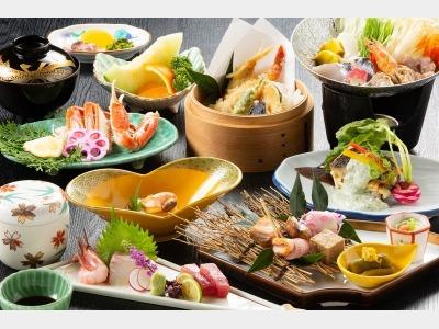 夕食「湯の町会席」イメージ