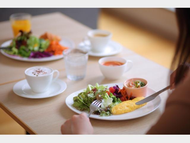 朝食 イメージ1