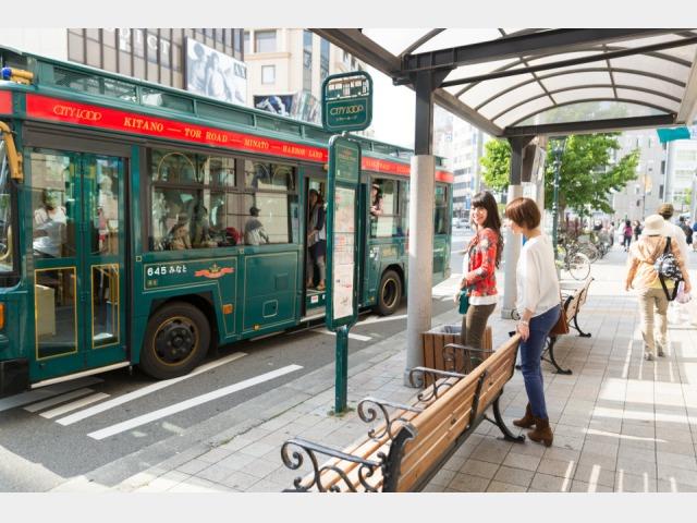 シティー・ループバス イメージ