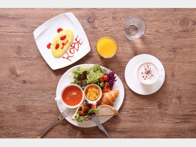 朝食一例3