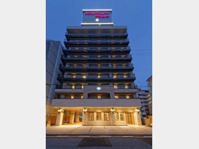 ホテルサンルートソプラ神戸アネッサの外観